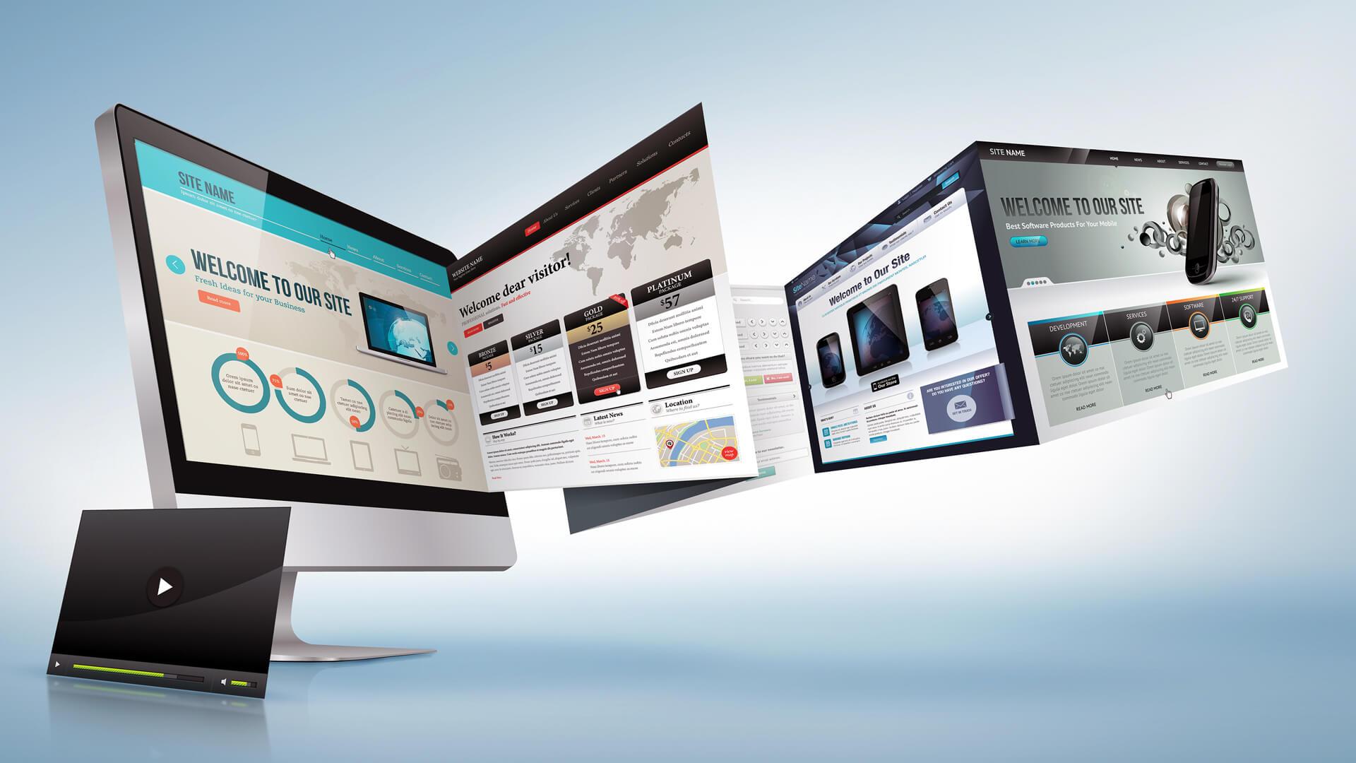 Разработки продвижения web сайтов сайт по созданию приложений